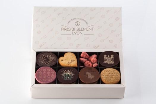 Bubbles Com chocolat SBE2017 Lyon cadeaux entreprise