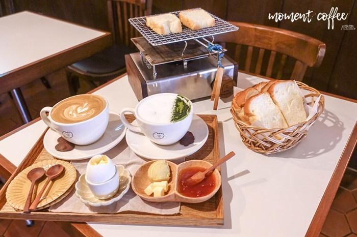 首爾咖啡 | Moment Coffee 2號店,自己烤土司也超萌的好拍早餐咖啡店