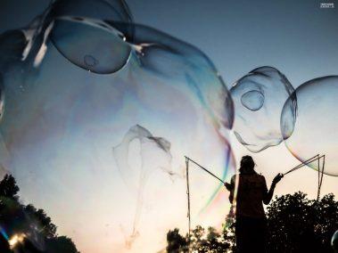 Bubblewelt Riesenseifenblasen und Bubbles Tripfabrik