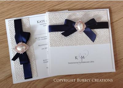 satin ribbon  Bubbly Creations