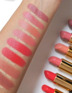 Estee lauder pure colour envy swatch also sculpting lipstick  review photos rh bubblymichelle