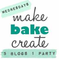 Make Bake Create Party #9 & Peaches Foster Recipe