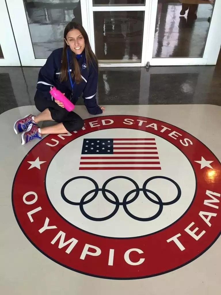 tumbling, gymnastics, olympics, Lowell , athlete, sport, bottle