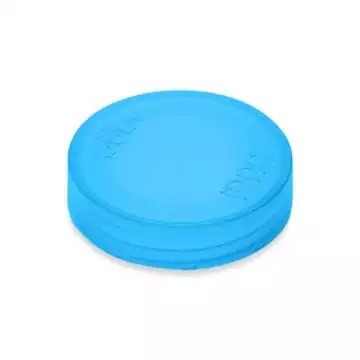 blue plain cap, Bubi Bottle plain cap, silicone water bottlee