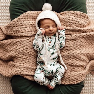 eucalypt baby growsuit by snuggle hunny kids
