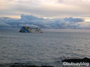 เรือ Buquebus