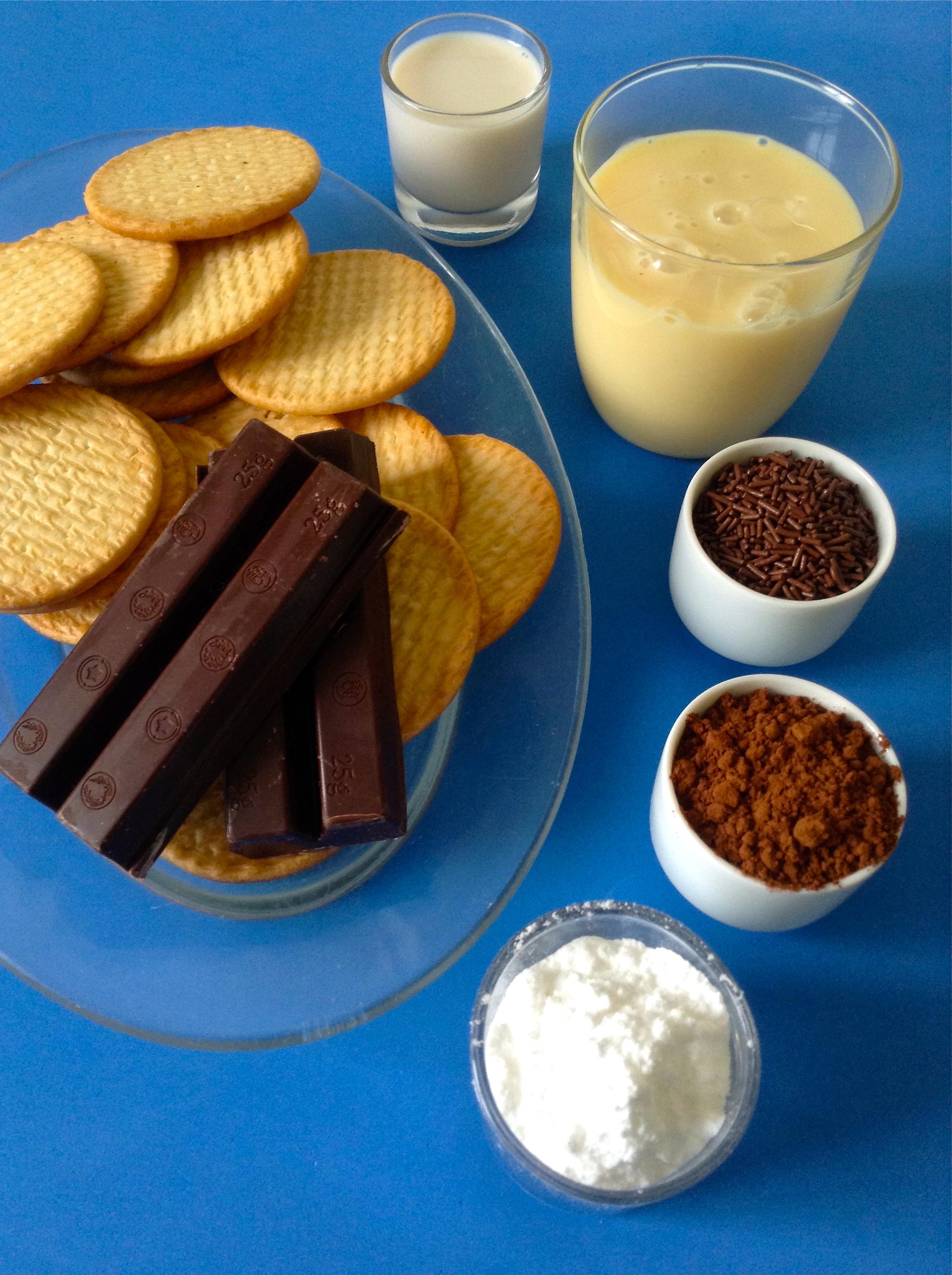 trufas con galletas  bubuto bobola