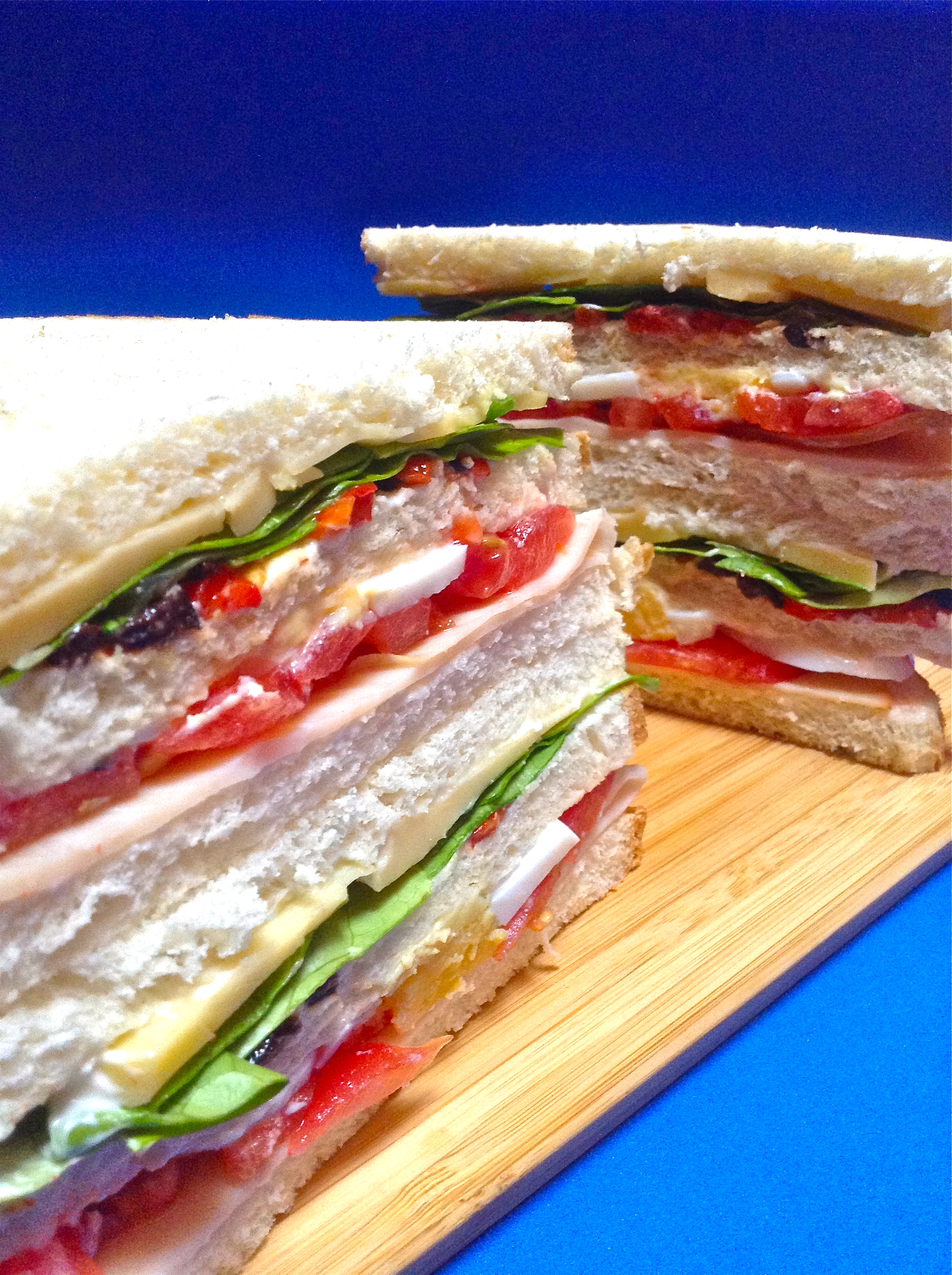 sandwich olmpico  bubuto bobola