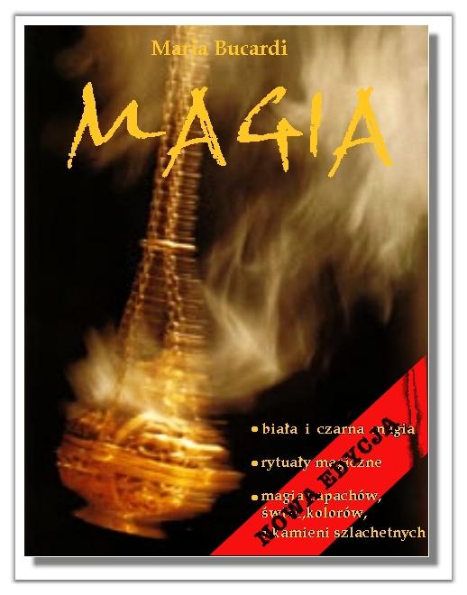 """Magia"" strona tytulowa"