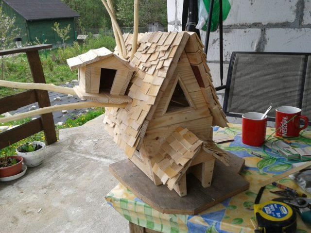Jak powstaje Domek dla Elfow Wioli
