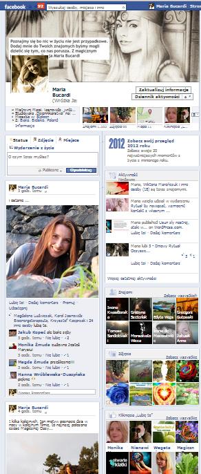 maria bucardi wrozka facebook
