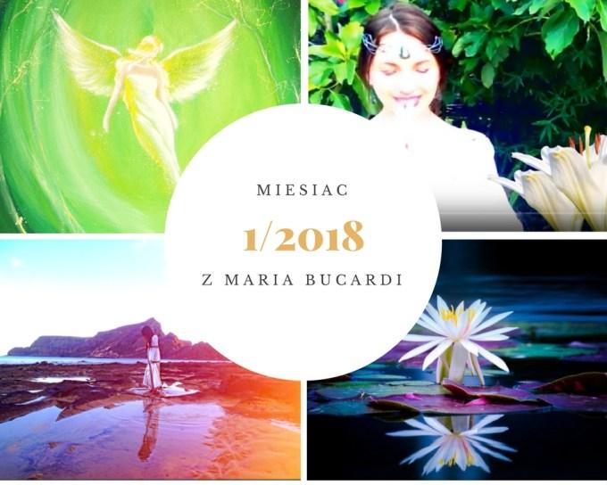styczen 2018 z Maria Bucardi