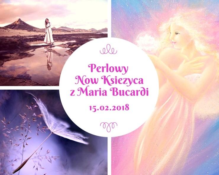 Perlowy Now Ksiezyca z Maria Bucardi