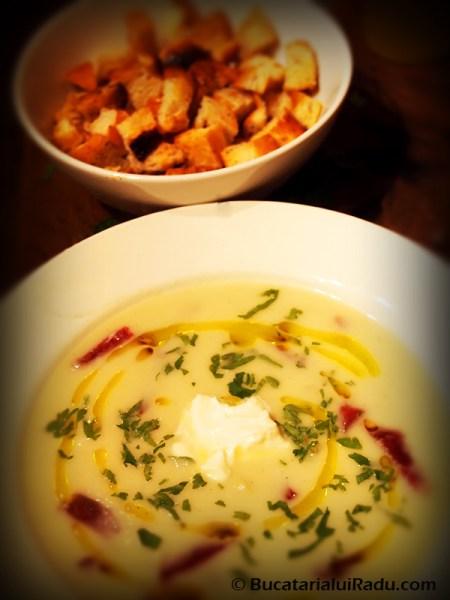 reteta culinara supa de sparanghel
