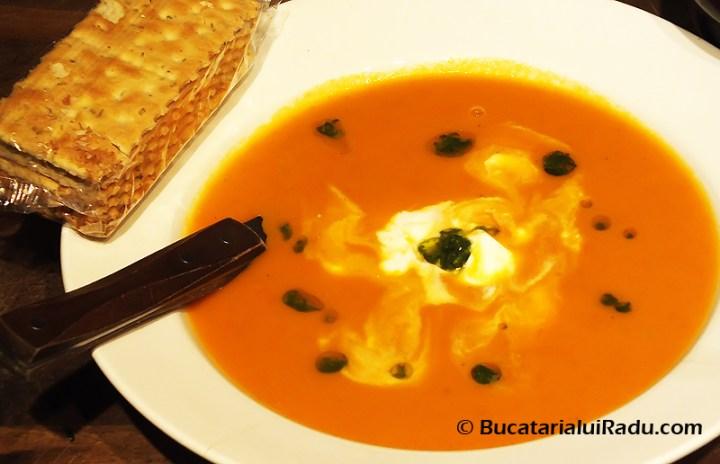 supa de rosii reteta culinara