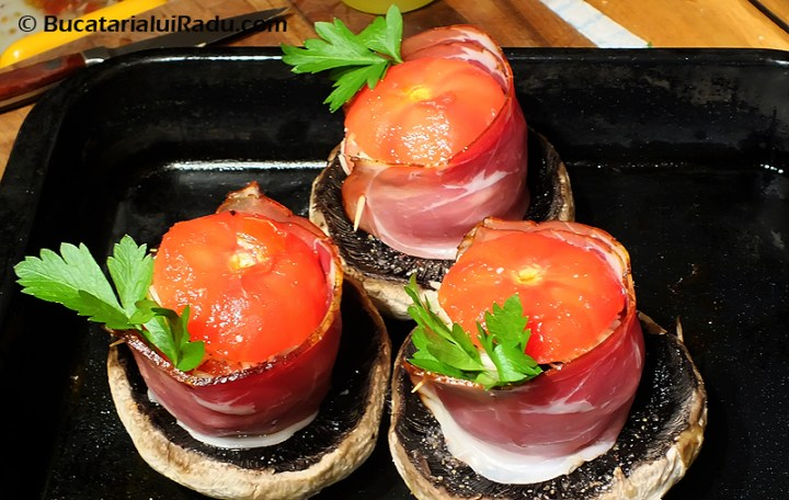 rosii umplute reteta culinara