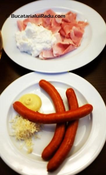 restaurant lokal praga sunca si carnati mancare