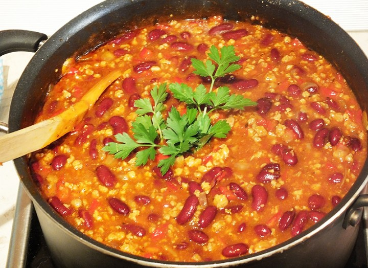 chilli con carne reteta culinara