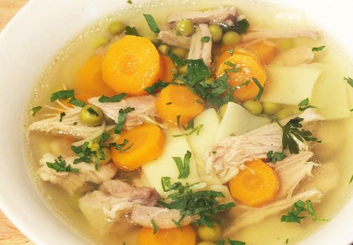 supa de vitel reteta culinara