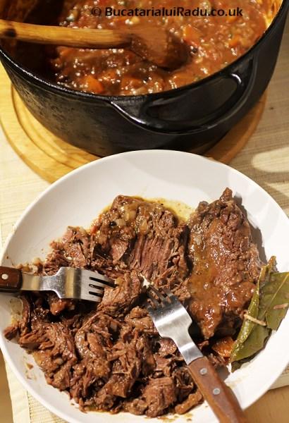 sos de carne reteta culinara
