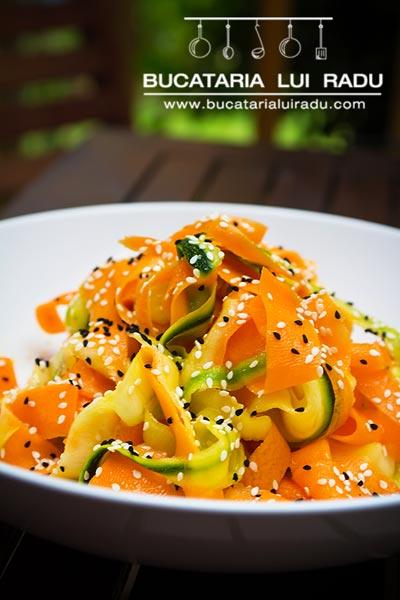 salata de morcovi si dovlecel final
