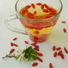 ceai de goji