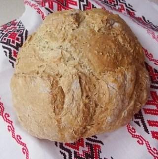Pâine rapidă cu iaurt
