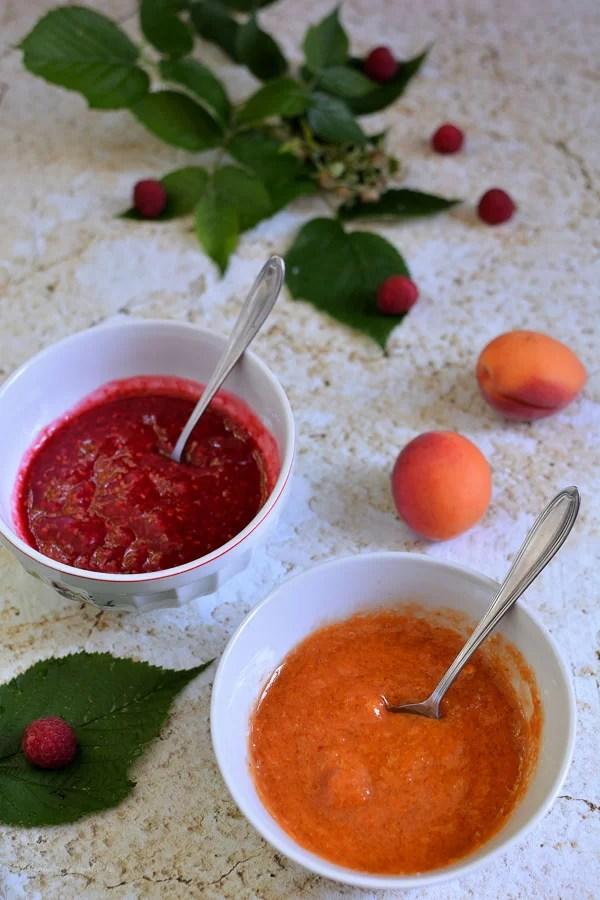 Iaurt cu fructe făcut acasă