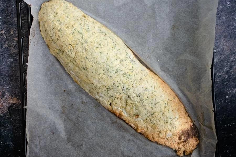 Pește in sare copt în cuptor