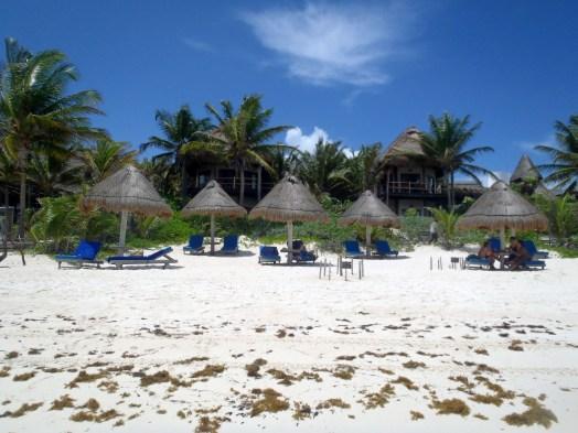 Private Beachfront