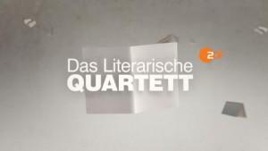 Das Literarische Quartett Quelle: ZDF