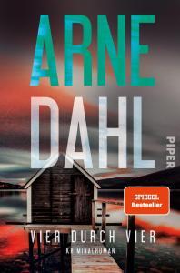 Arne Dahl - Vier durch Vier (Cover)