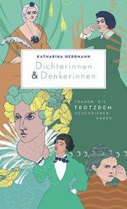 KAtharina Herrmann - Dichterinnen & Denkerinnen (Cover)