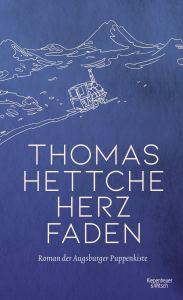 Thomas Hettche - Herzfaden (Cover)