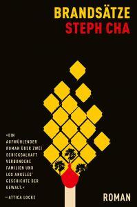 Steph Cha - Brandsätze (Cover)