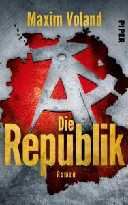 Maxim Voland - Die Republik (Cover)