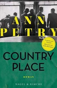 Ann Petry - Country Place (Cover)