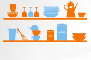 Интерьер кухни — делаем сами.
