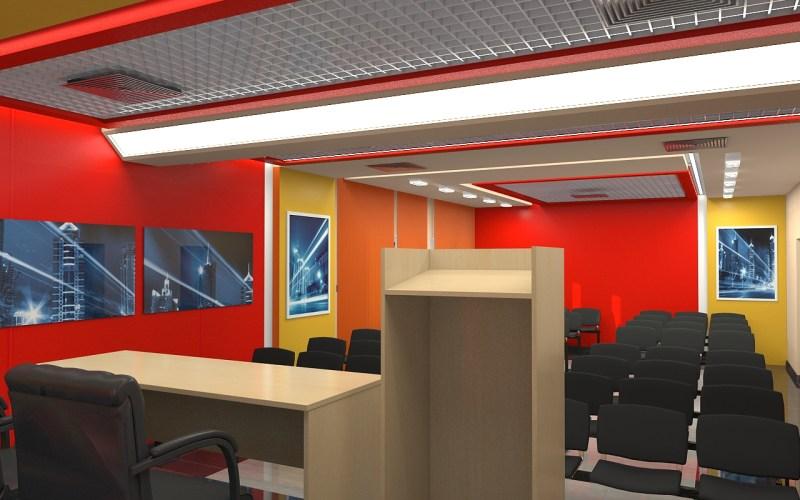Дизайн актового зала 03