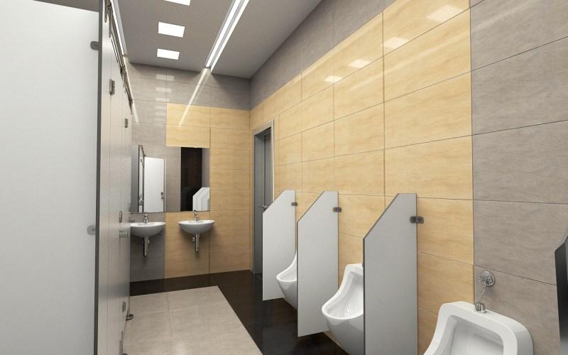 Оформление туалетной комнаты 02