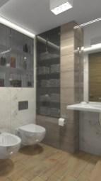 Инсталляция и встроенные шкафы в ванной