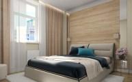 Дизайн спальни. Кровать LIMURA фабрики Blanche