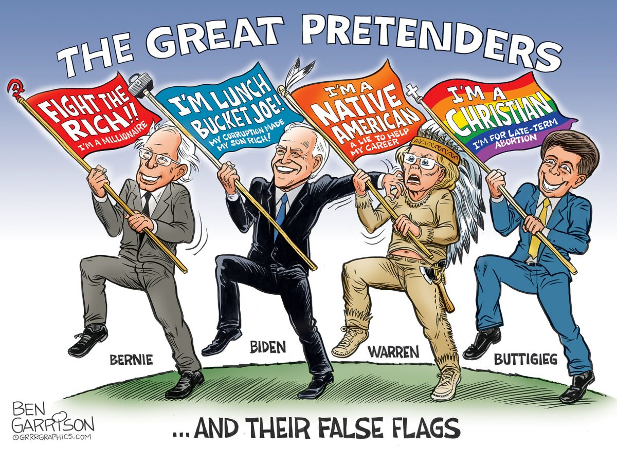 Democrats - The Great Pretenders