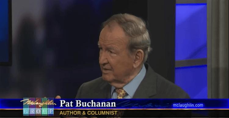 Pat Buchanan - McLaughlin Group