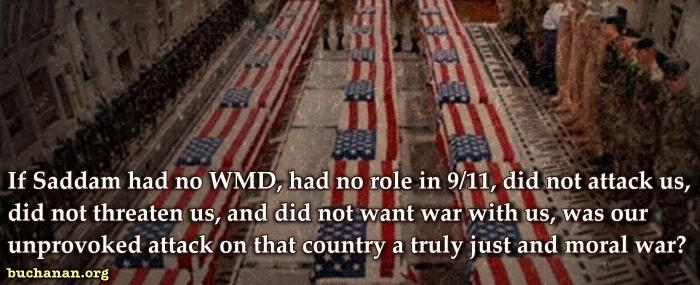 Was Iraq Worth It?
