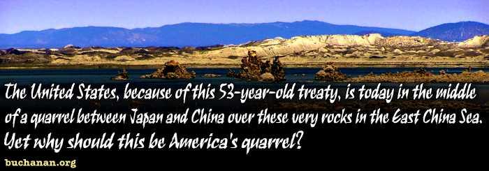 Are the Senkakus Worth a War?