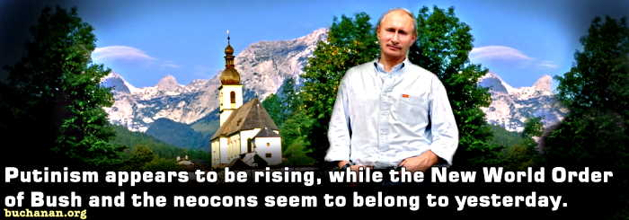 The Rise of Putinism