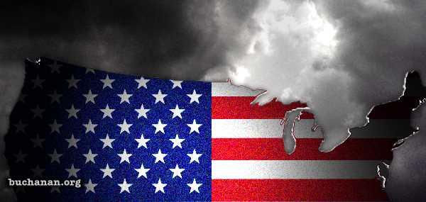 USA Dark Clouds