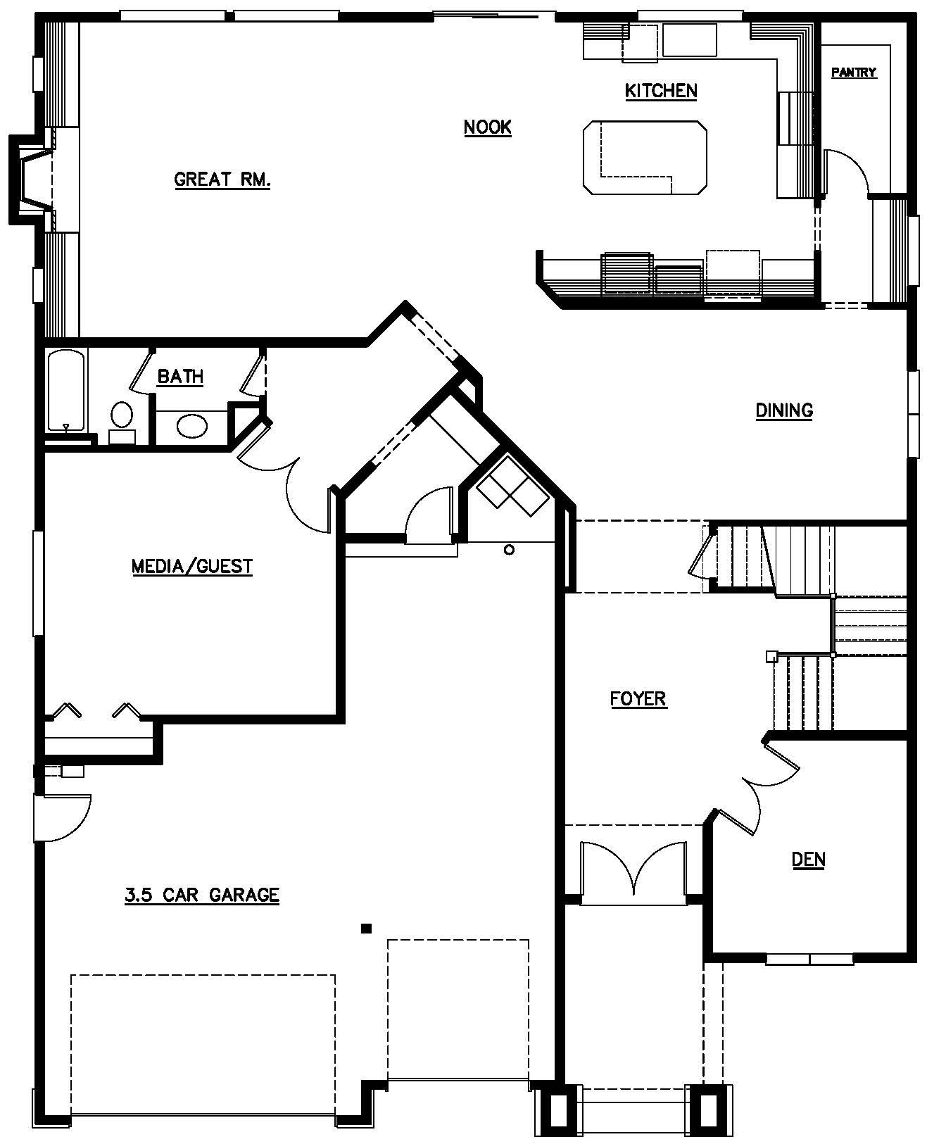 Buchan Homes Bellevue