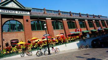 Le marché Saint-Lawrence